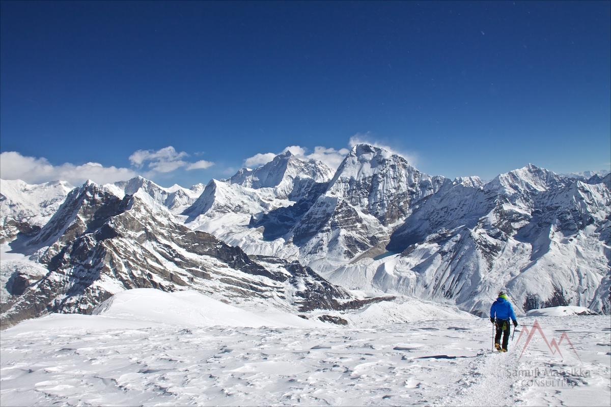 Mera Peak 2013